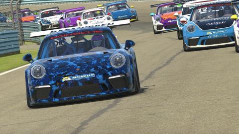 Porsche Esports Supercup 1