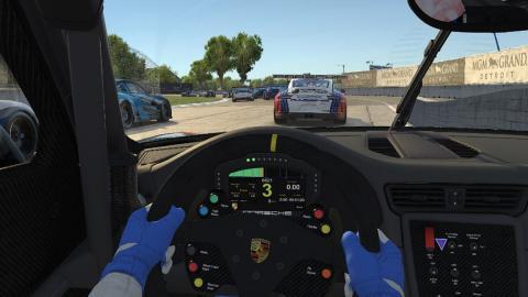 Porsche Esports Supercup 3