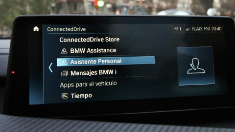 i8 pantalla tecnologia lujo
