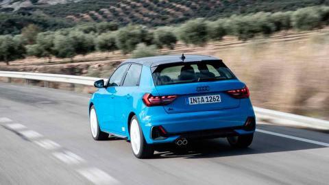 Audi A1 2019