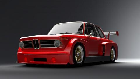 BMW 2002 V10 Gruppe 5