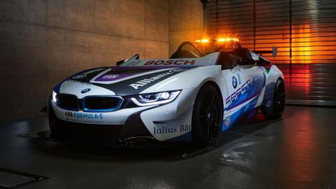 BMW i8 Speedster