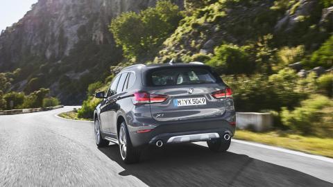 BMW X1 2020 trasera