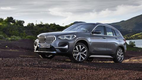 BMW X1 híbrido