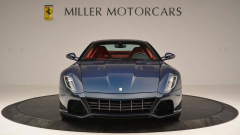 cambio manual GT V12 venta lujo altas prestaciones