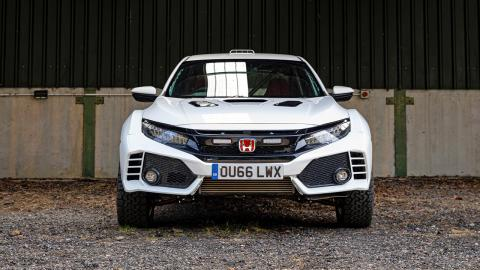Honda Civic OveRland frontal
