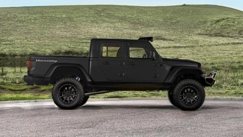 Jeep Gladiator Hennessey Performance perfil