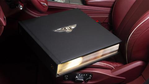 Libro Bentley Centenario tapa