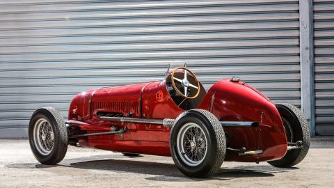 deportivo clasico targa florio 6 cm competicion vintage
