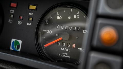 MG Metro 6R4 instrumentación