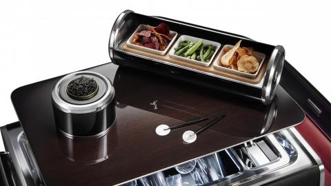 Mini bar Rolls-Royce 3