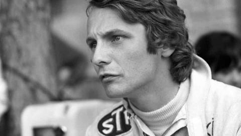 Niki Lauda joven