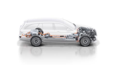 Prueba Mercedes Clase E 300 de