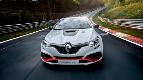 Renault Mégane R.S. Trophy 2019