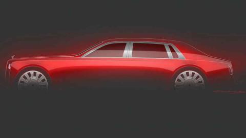 Rolls-Royce Phantom one-off 2020