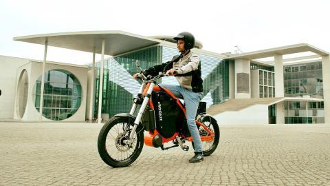 bici electrica motos bicicleta