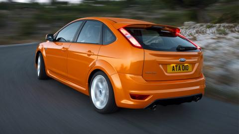 Ford Focus ST mk2 trasera