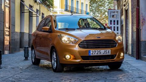 Ford KA+ frontal