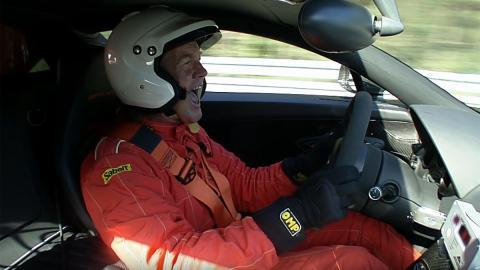 record velocidad coche