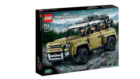 Land Rover Defender 2020 Lego