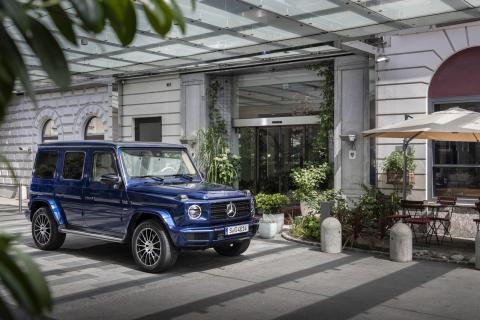 Mercedes Clase G Time