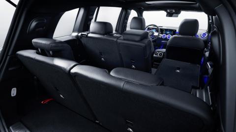 El SUV compacto de las siete plazas