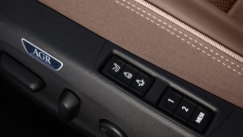 Opel Insignia Grand Sport asientos