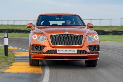 Prueba: Bentley Bentayga Speed