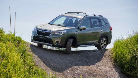 Subaru Forester ECO-hybrid