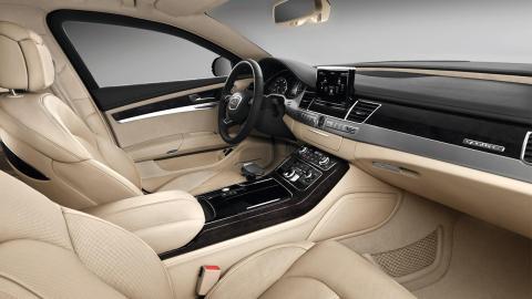 Audi A8L Security interior
