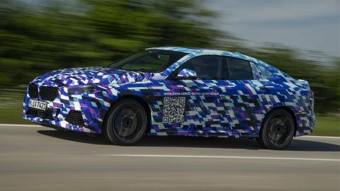 BMW Serie 2 Gran Coupé lateral