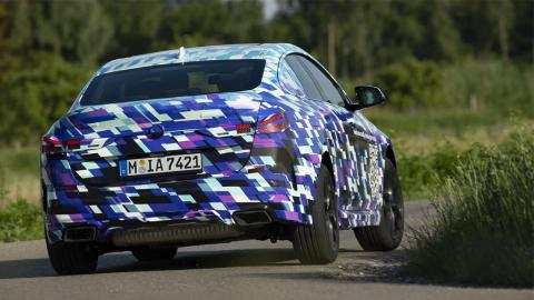 BMW Serie 2 Gran Coupé trasera