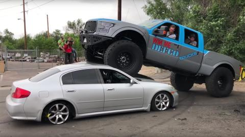 off-road bestia coches todoterreno pick-up