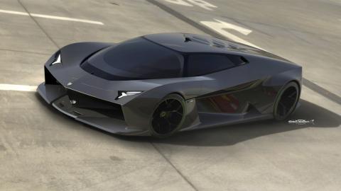 Lamborghini SV-719