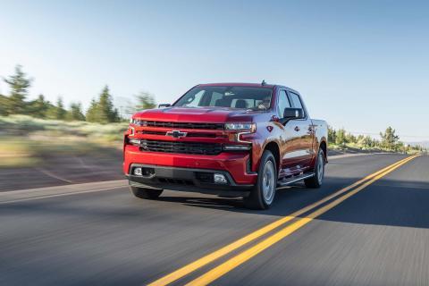 Llega el Chevrolet Silverado 2020 con motor diésel