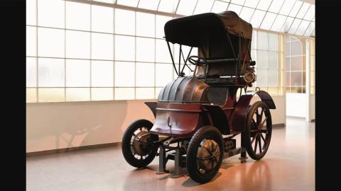 coche electrico porsche ferdinand invento
