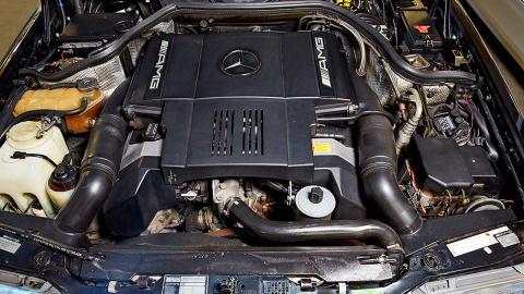 Mercedes E 60 AMG