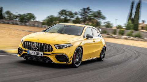 Mercedes-AMG A 45 S 2019