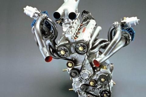 Motor Lancia ECV