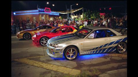 Nissan Skyline GT-R Paul Walker