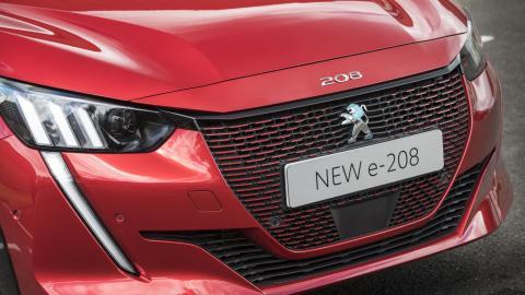 Nuevo Peugeot 208 eléctrico