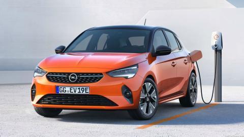 precios Opel Corsa-e