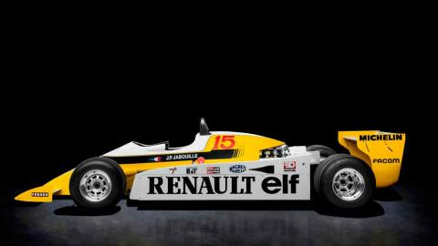 Renault RS10 1979