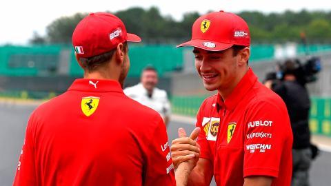 Pilotos de F1 de Ferrari