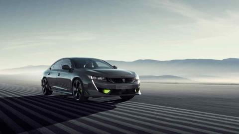 508 concept Engineering by Peugeot Sport