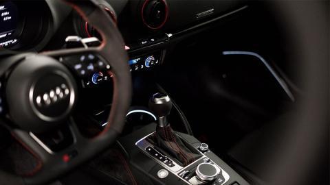 Audi ABT RS3 interior