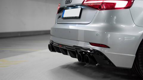Audi ABT RS3 trasera