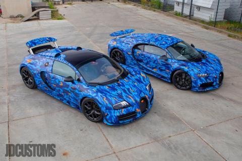 Bugatti Afrojack