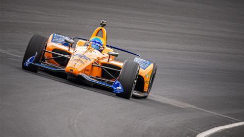 IndyCar híbrida