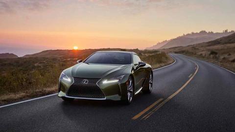Lexus LC 500 Inspiration Series